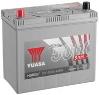Yuasa 12v Silver Battery HSB057