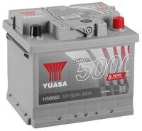 Yuasa 12v Silver Battery HSB063