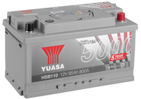 Yuasa 12v Silver Battery HSB110