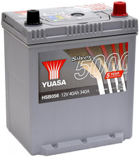 Yuasa Silver Battery HSB056