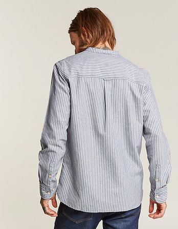 Stoke Stripe Grandad Shirt