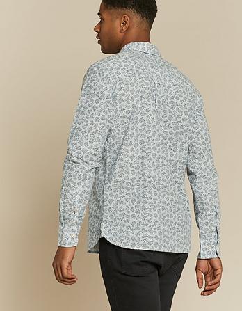 Farlington Fern Print Shirt