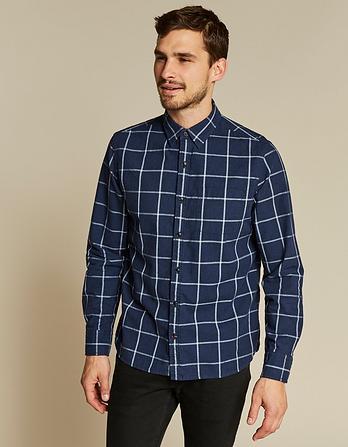 Elson Windowpane Check Shirt