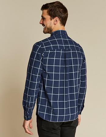 Elson Windowpane Check Shirt
