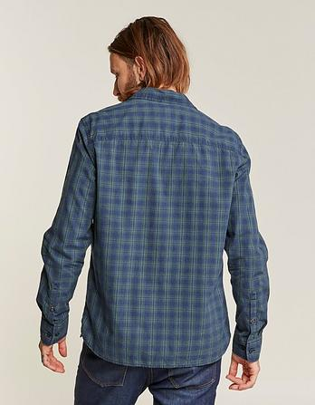 Burridge Marl Check Shirt
