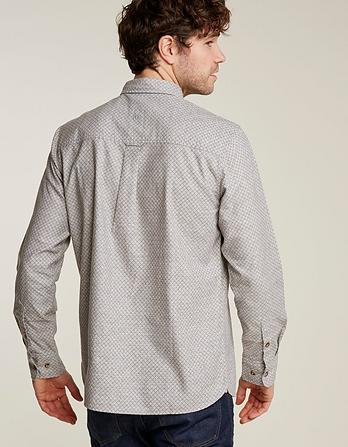 Winkton Geo Print Shirt