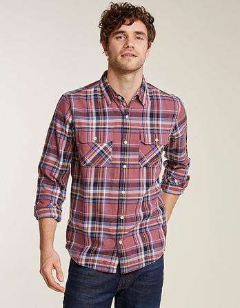 Hythe Check Shirt