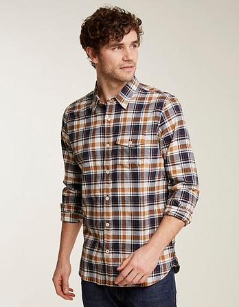 Porchester Check Shirt