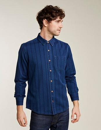 Ferry Stripe Shirt