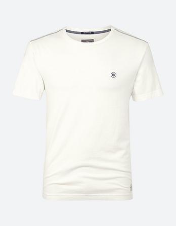 Marl Crew Neck T Shirt