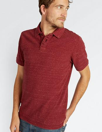 Twisted Yarn Polo