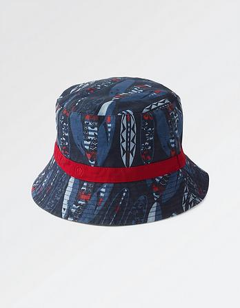 Surfboard Bucket Hat