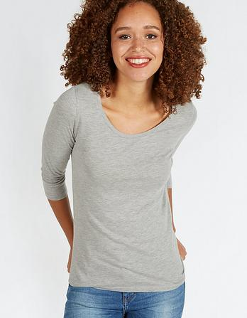 Laura Three Quarter T-Shirt