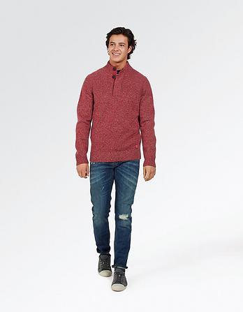 Denham Half Neck Sweater