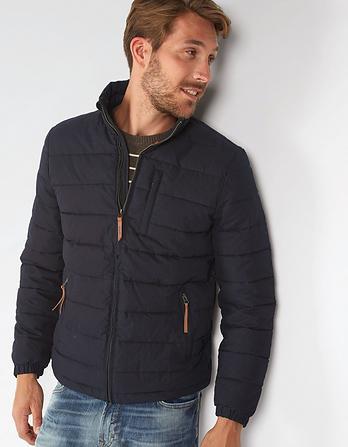 Ripstop Puffer Jacket