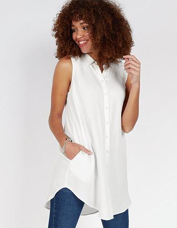 Mae Longline Shirt