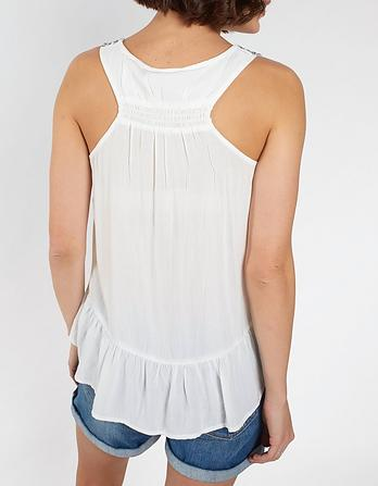 Thorness Embroidered Cami