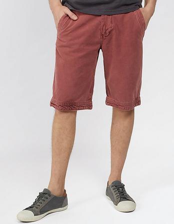 Cove Flat Front Shorts