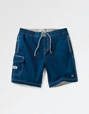 Reef Plain Deck Shorts