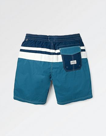 Reef Badge Cut And Sew Deck Shorts