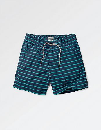 Fistral Stripe Swim Shorts