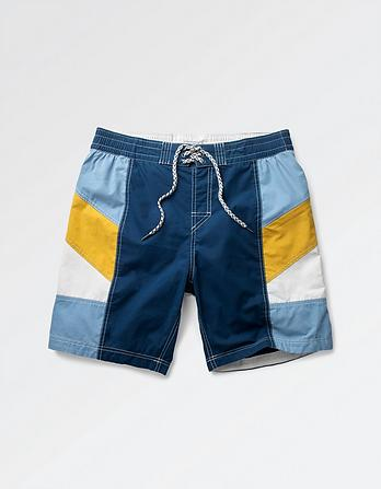 Reef Side Panel Deck Shorts