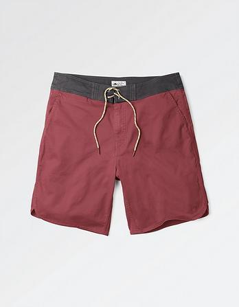 Harbour Twill Swim Shorts