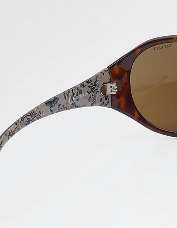 Louise Woodblock Sunglasses