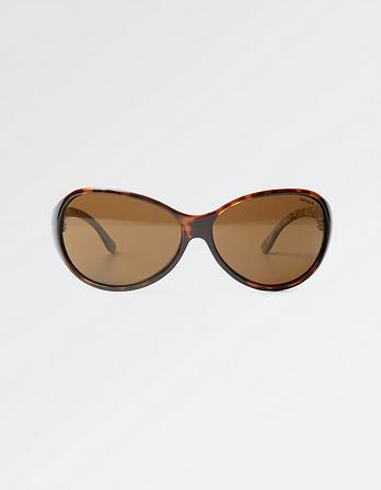 Louise Woodblock Sunglasses