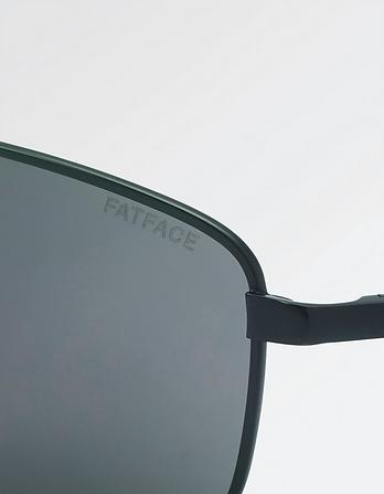 Olley Metal Frame Sunglasses