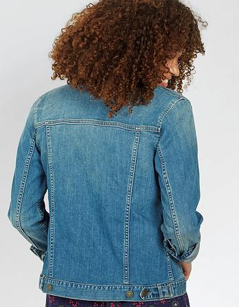 Tasha Mid Denim Jacket