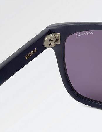 Acetate Wayfarer Sunglasses