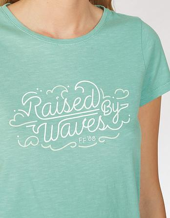 Raised By Waves T-Shirt