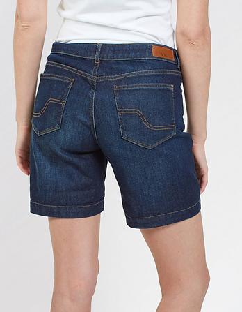 All Calm Denim Shorts