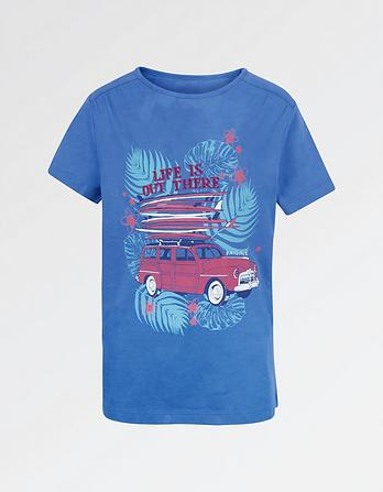 Car Surf T-Shirt