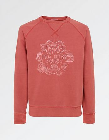 Hero Crew Neck Sweatshirt