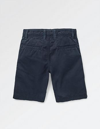 Ellis Flat Front Shorts