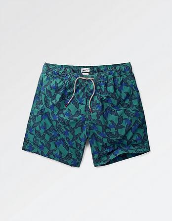 Fistral Tropical Swim Shorts