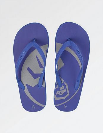 Henley Branded Flip Flops