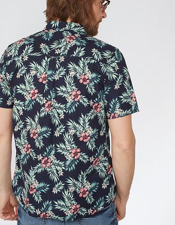 Barham Print Shirt