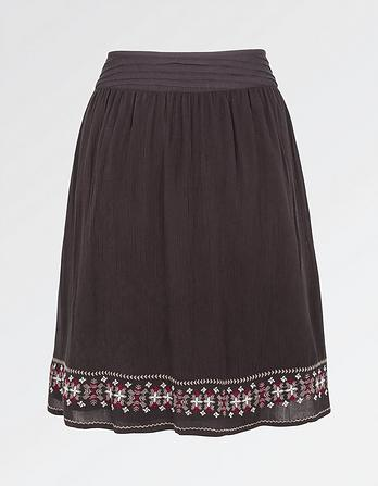 India Embroidered Skirt