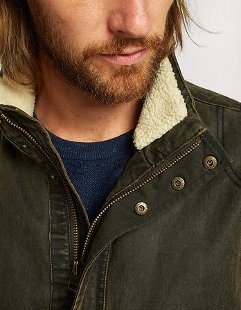 Waxed Broadsands Jacket