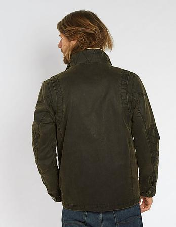 Waxed Broadsands Jacket