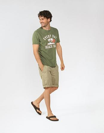 Every Day Beach Day Graphic T-Shirt