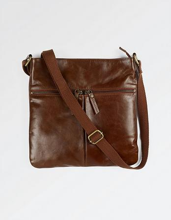 Alice Leather Cross Body Bag