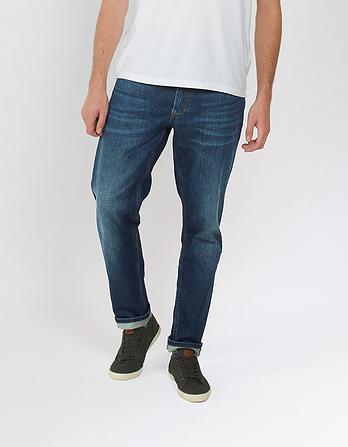 Mid Vintage Slim Jeans