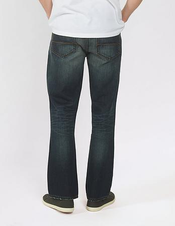 Bootcut Greencast Jeans