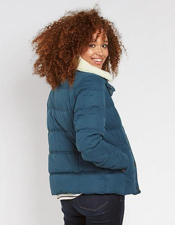 Poppy Short Puffer Jacket