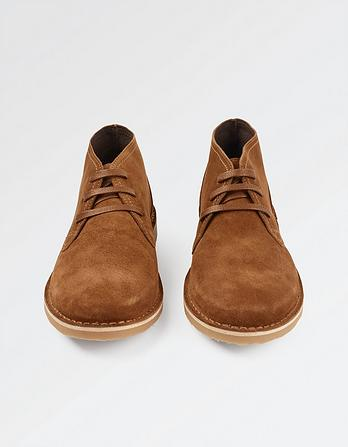 Dalby Suede Desert Boots