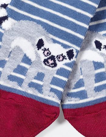 Two Pack Llama Socks